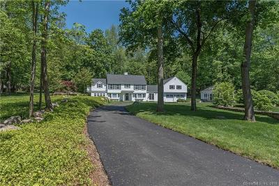 Ridgefield Single Family Home For Sale: 20 Copper Beech Lane
