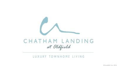 Fairfield Condo/Townhouse For Sale: Chatham Landing #2