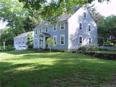 Newtown Single Family Home For Sale: 11 Boulevard
