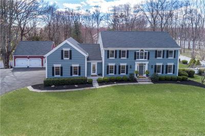 Ridgefield Single Family Home For Sale: 74 Norrans Ridge Drive