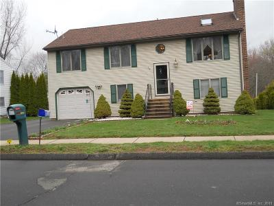Berlin CT Single Family Home For Sale: $279,900