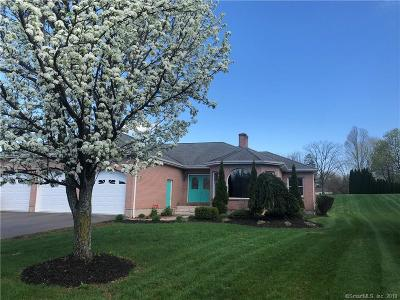 Berlin CT Single Family Home For Sale: $529,000