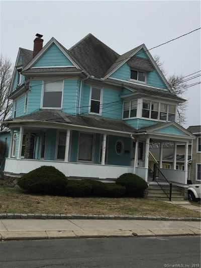Naugatuck Multi Family Home For Sale: 54 Highland Avenue