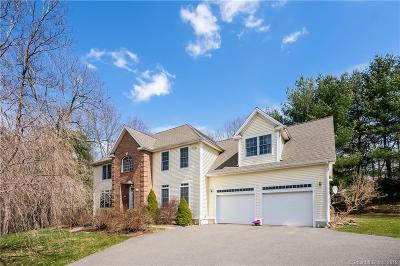 Avon Single Family Home For Sale: 191 Woodmont