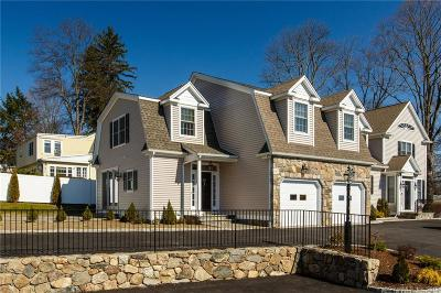 New Canaan Condo/Townhouse For Sale: 138 Harrison Avenue