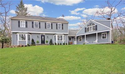 Stamford Single Family Home For Sale: 279 Eden Road
