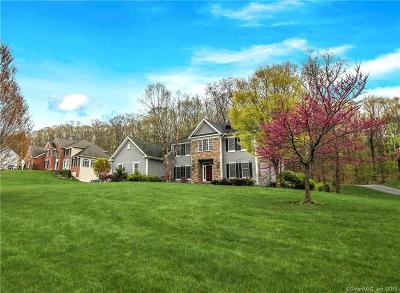 Glastonbury Single Family Home For Sale: 268 Feldspar Ridge