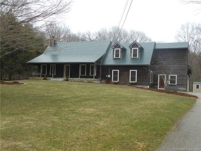 Tolland County, Windham County Single Family Home For Sale: 125 Birch Road