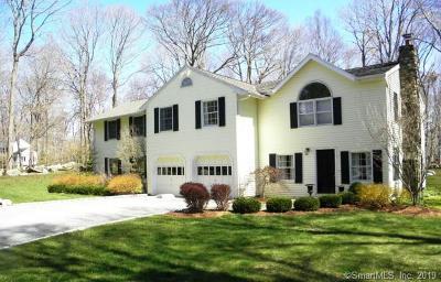 Wilton Single Family Home For Sale: 311 Mountain Road