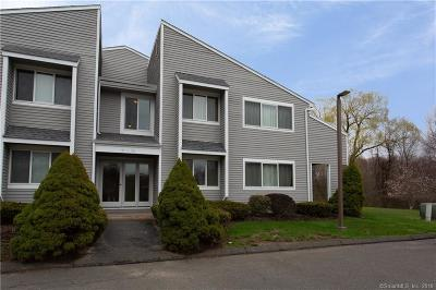 Simsbury Condo/Townhouse For Sale: 56 Hilltop Drive #56