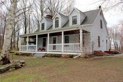 New Hartford Single Family Home For Sale: 335 Stub Hollow Road