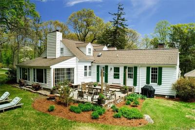 Wilton Single Family Home For Sale: 207 Old Boston Road