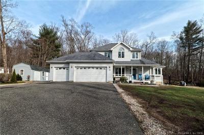 Beacon Falls Single Family Home For Sale: 21 Haley Ridge Road