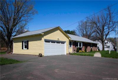 East Granby Single Family Home For Sale: 51 North Main Street