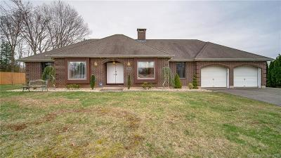 Cromwell Single Family Home For Sale: 80 Willowbrook Road
