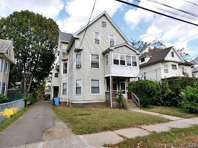 New Britain Multi Family Home For Sale: 21 Wallace Street