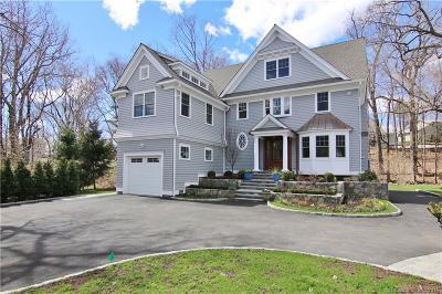Norwalk CT Single Family Home For Sale: $2,195,000