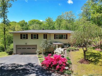 Southbury Single Family Home For Sale: 1088 Old Waterbury Road