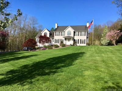 Harwinton Single Family Home For Sale: 229 Hill Road