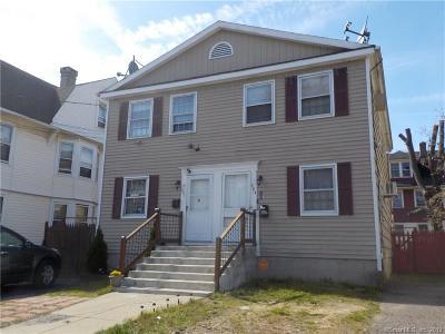 Bridgeport Single Family Home For Sale: 286 Beechwood Avenue