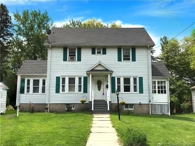 West Hartford Single Family Home For Sale: 25 Beechwood Road