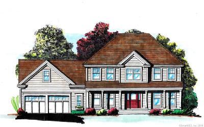 Madison Single Family Home For Sale: Lot 2 Markham Place