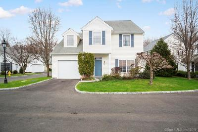Wilton Single Family Home For Sale: 50 Village Court