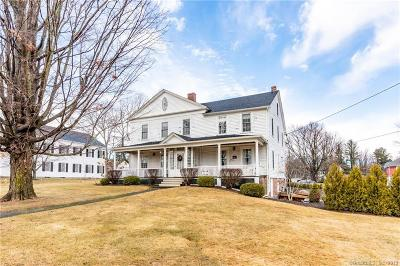 Litchfield Single Family Home For Sale: 8 Torrington Road