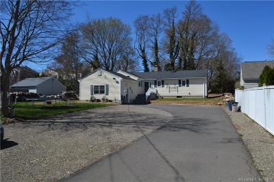 Darien Single Family Home For Sale: 1909 Boston Post Road