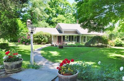 East Granby Single Family Home For Sale: 44 Hatchett Hill Road