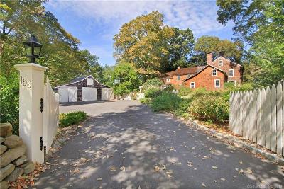 Wilton Single Family Home For Sale: 156 Deforest Road