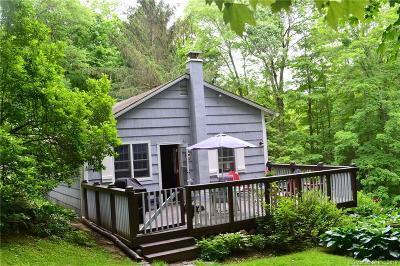 SHERMAN Single Family Home For Sale: 3 Oak Drive
