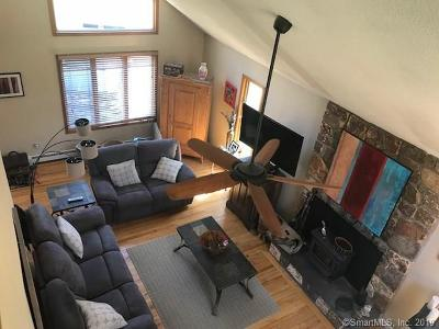 Brookfield Single Family Home For Sale: 32 Hop Brook Road