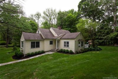 Weston Single Family Home For Sale: 18 Cartbridge Road