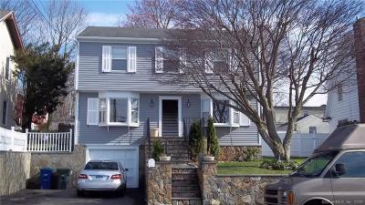 Bridgeport Single Family Home For Sale: 351 Cambridge Street
