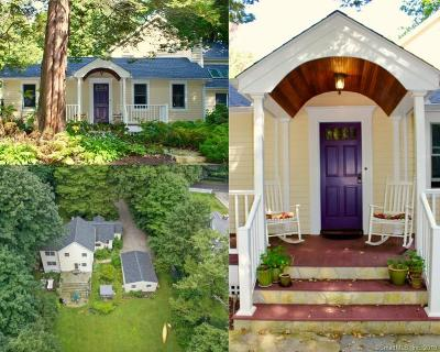 Wilton Single Family Home For Sale: 46 Nod Hill Road