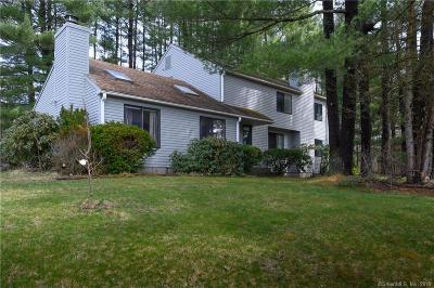 Simsbury Single Family Home For Sale: 12 Echo Lane