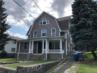 Waterbury Multi Family Home For Sale: 133 Pine Street