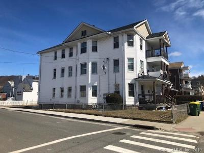Waterbury Multi Family Home For Sale: 65 Division Street