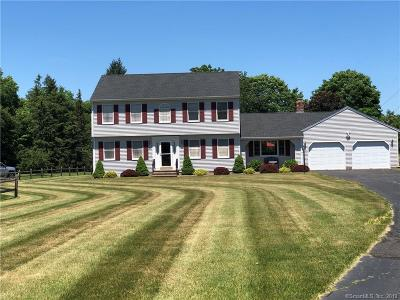 North Haven Single Family Home For Sale: 82 Hansen Farm Road