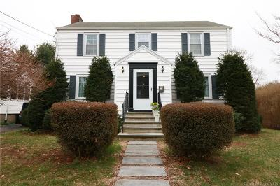 Fairfield Single Family Home For Sale: 59 Warren Avenue