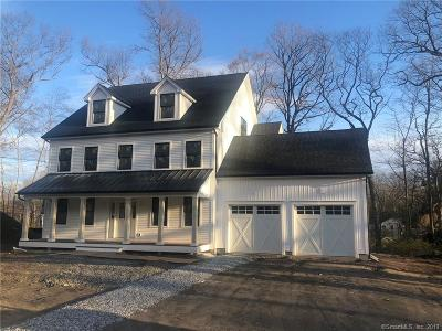 Fairfield CT Single Family Home For Sale: $1,100,000