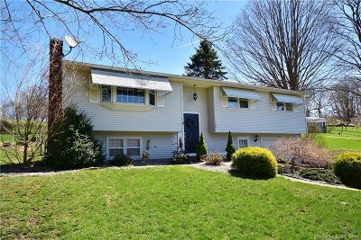 Ellington Single Family Home For Sale: 108 Shenipsit Street