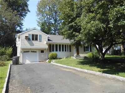 Stamford Single Family Home For Sale: 37 Soundview Drive