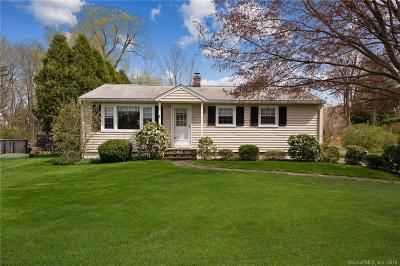 Ridgefield Single Family Home For Sale: 34 North Street