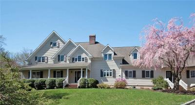 Wilton Single Family Home For Sale: 70 Pond Road