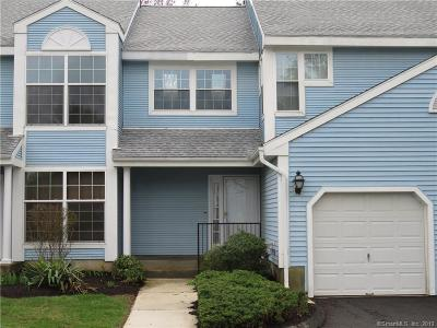 Rocky Hill Condo/Townhouse For Sale: 208 Redstone Circle #208