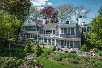 Stonington Single Family Home For Sale: 50 Church Street