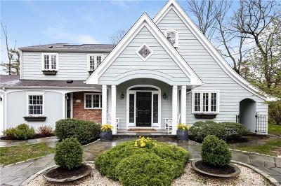 Darien Single Family Home For Sale: 14 McCrea Lane