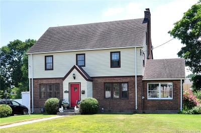Wethersfield Single Family Home For Sale: 198 Clearfield Road
